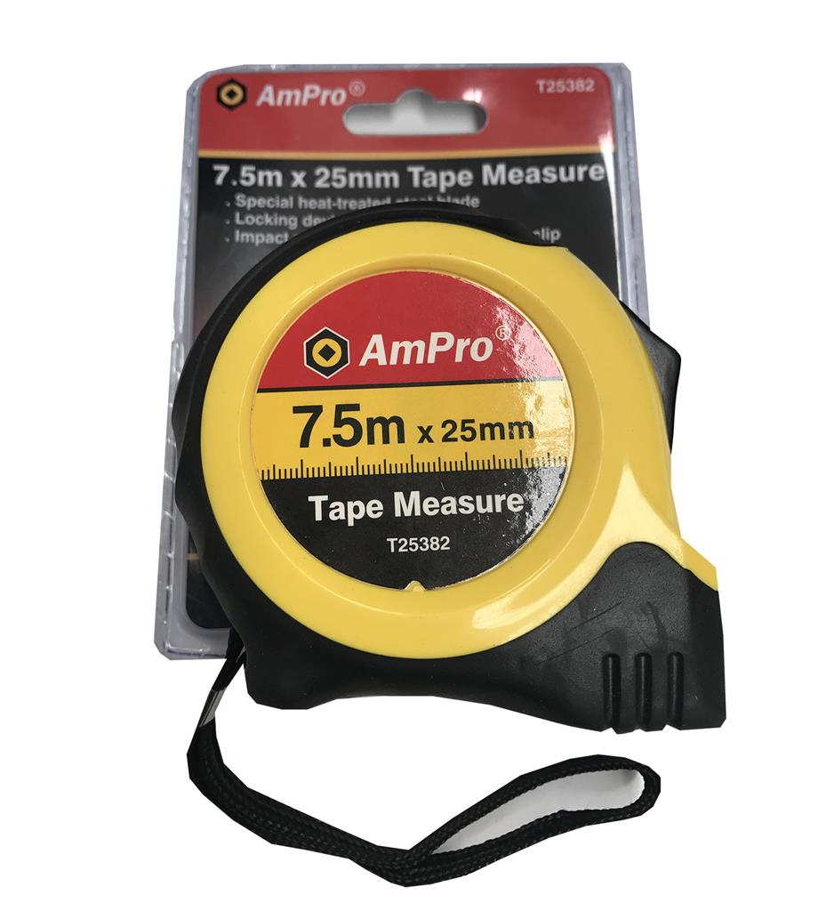 Ampro Tape Measures