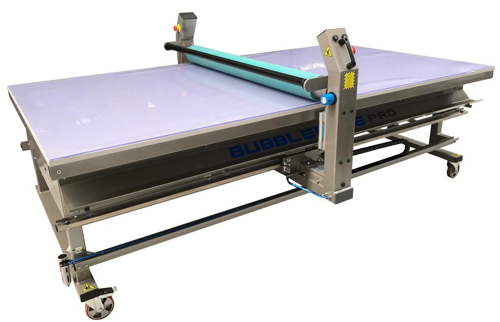 BUBBLE-FREE Pro Application Table MDF 1480mm x 2800mm