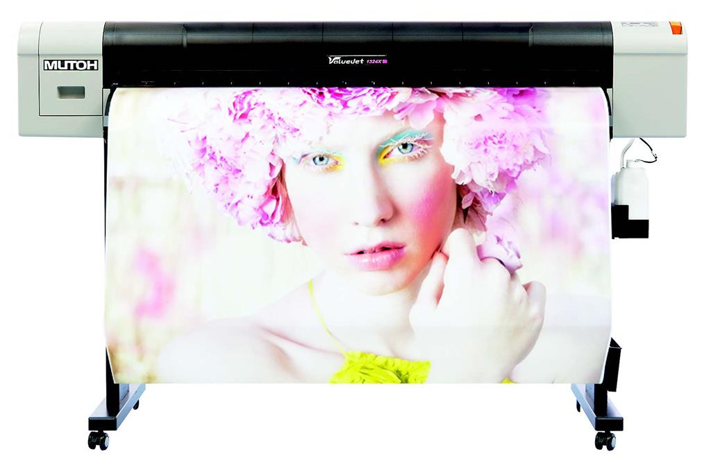 MUTOH Valuejet 1324X Eco-Sol Printer 1371mm